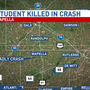 Clinton High School student dies in single-vehicle crash