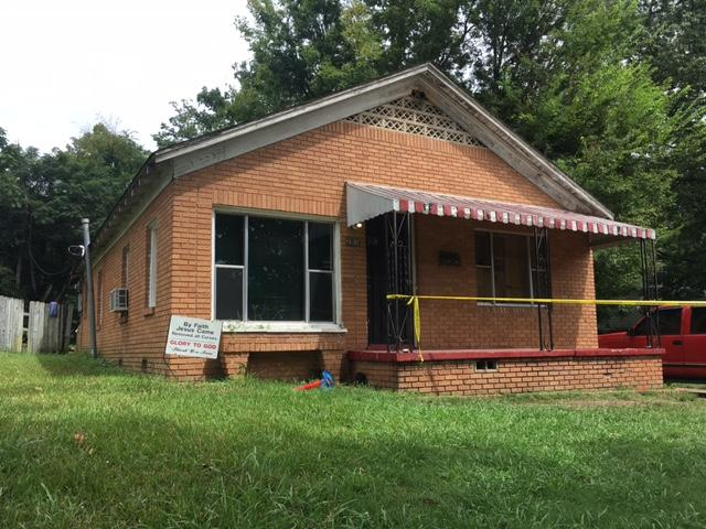This is the house at 2115 Howard St. where Little Rock police say 59-year-old Danny Lewis was shot and killed during an apparent robbery. (Photo: KATV)