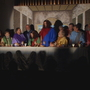 Waynesville church performs live re-enactment of The Last Supper