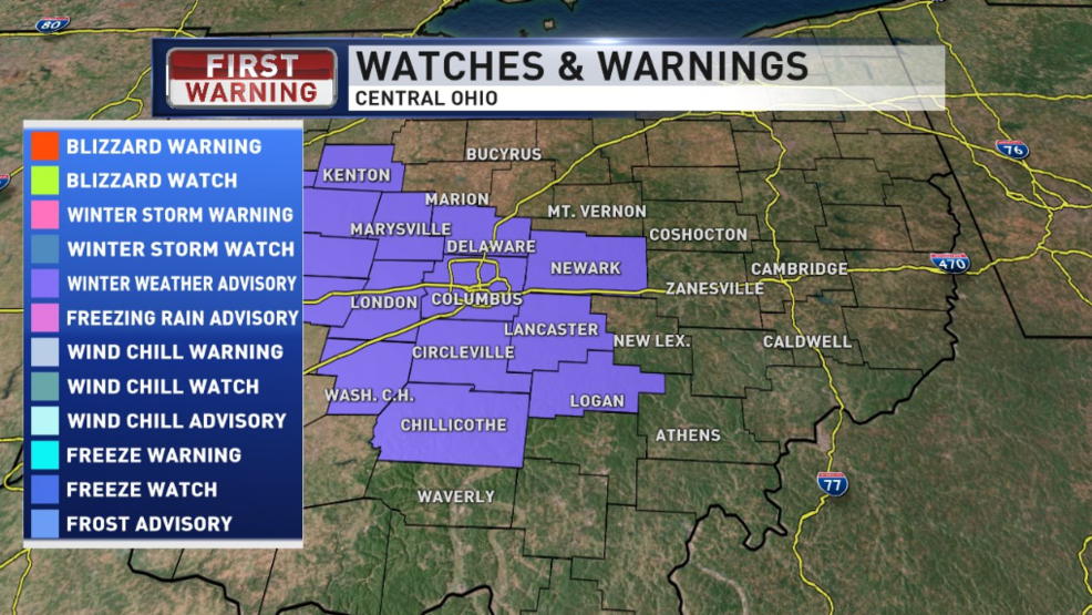 winter weather advisory issued    central ohio 986 x 555 · png