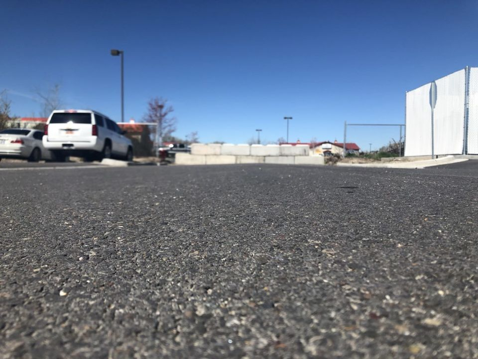 The Weber School District is in the midst of a legal battle with IFA over access to a turn signal on 12th Street that the district said would make leaving school safer for its student drivers. (Photo: RaeAnn Christensen / KUTV)