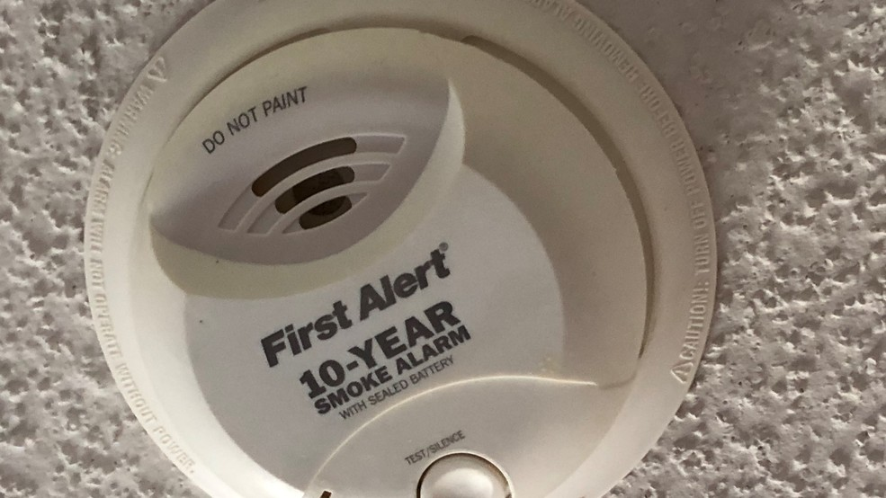 New Illinois law regarding battery-operated smoke detectors