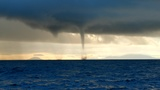 'It was pretty crazy!' Dozens of waterspouts spotted off San Juan Islands