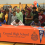 Five Central Lady Chargers sign college commitments