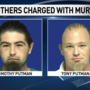 Brothers charged with killing, dismembering Jacksonville woman