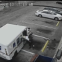 Vegas postal carrier carjacker caught on surveillance