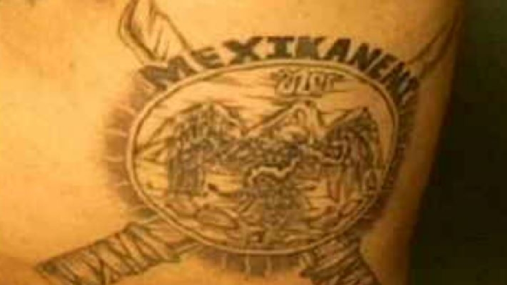 Taking down the mexican mafia kabb for Mexican prison tattoos