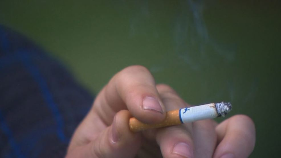 19-year-old smoker says underage smoking won't stop with