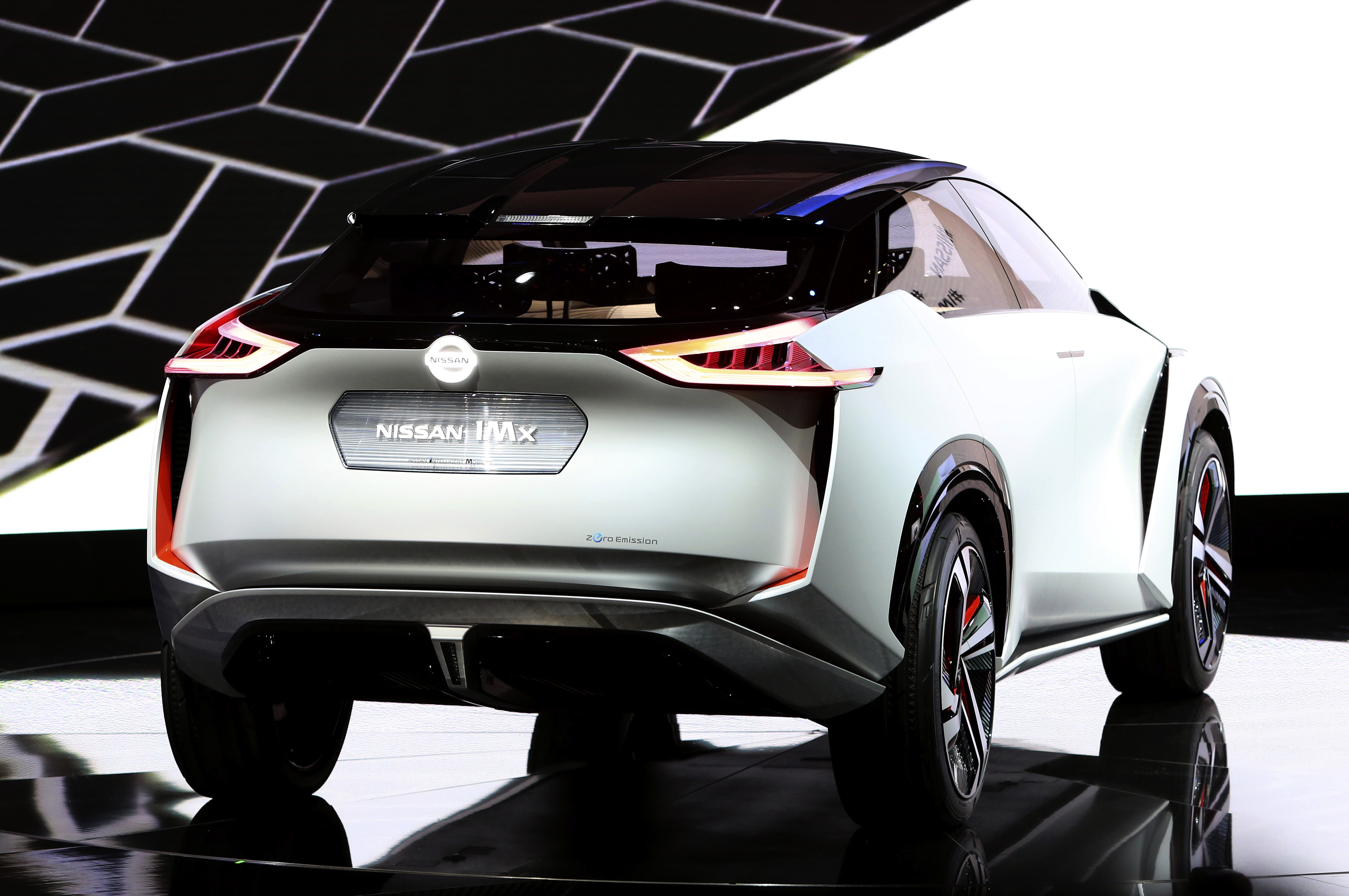 Tokyo Motor Show 2017  Featuring: Nissan IMx Concept Where: Tokyo, Japan When: 25 Oct 2017 Credit: Yukio Tomita/Future Image/WENN.com  **Not available for publication in Germany**