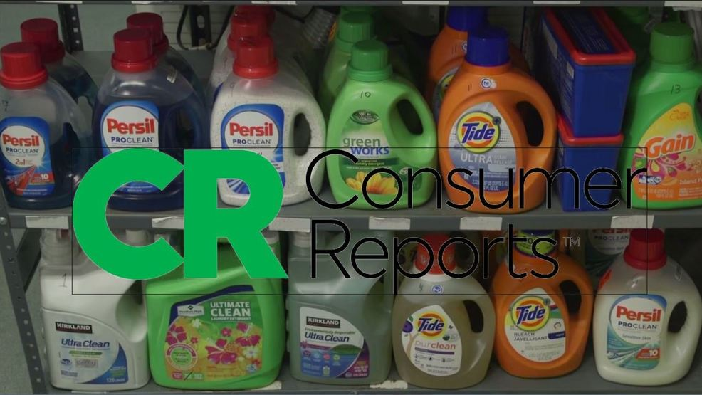 Consumer Reports Best Laundry Detergents Wlos