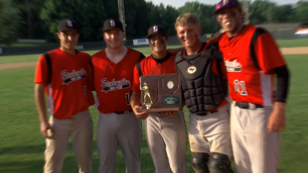 6.1.16 Video - Team of the Week - Steubenville Big Red baseball