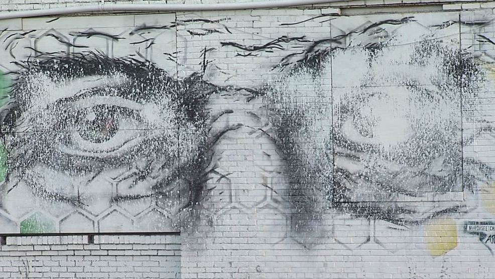 """Mural artist: """"This past week has shown how much Birmingham really loves these murals."""""""