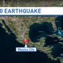 Magnitude-8 earthquake hits southern Mexico, felt in capital