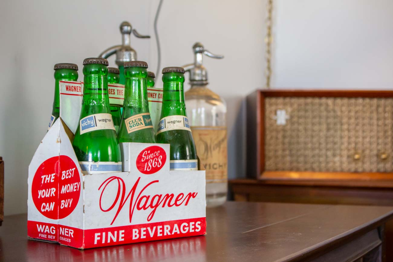 Have you heard of Wagner Sodas? They were one of the earliest soda manufacturers in the country and were originally made right here in Cincinnati before being sold to Vernors in Michigan. / Image: Katie Robinson, Cincinnati Refined // Published: 12.14.20