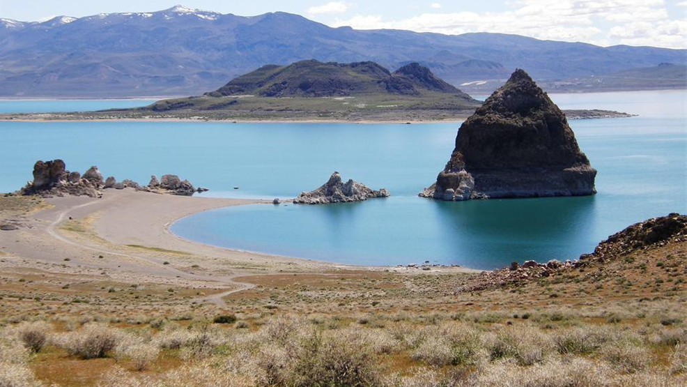 Pyramid lake reopens as major firefighting operations come for Fishing license nevada