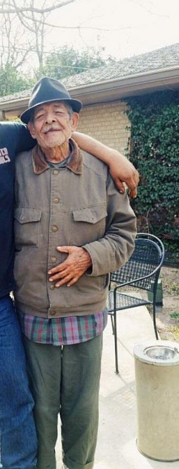 Investigators say 85-year-old Tomas Hernandez was last seen at approximately 8 a.m. leaving his residence in the 100 block of Bolles Circle. (Photo courtesy: Austin Police Department)