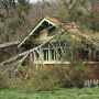 Strong storms damage homes, knock out power to many in WNC