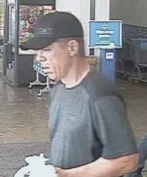 Crime Stoppers seek identity of credit card fraud suspect