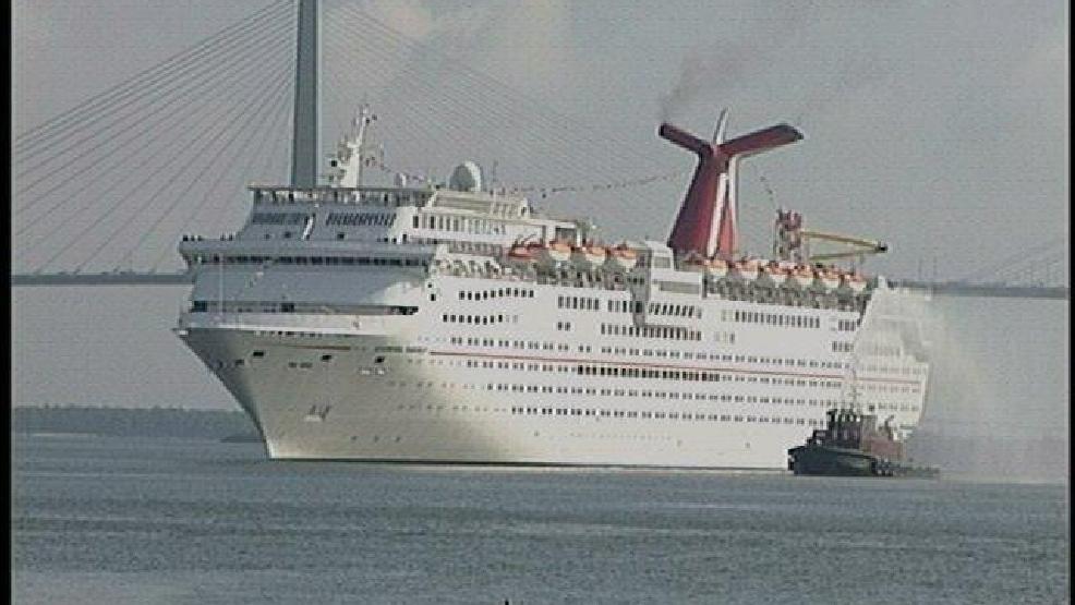 Debate Continues Over Contentious Charleston Cruise Terminal WCIV - Charleston sc cruise port