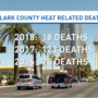 Heat-related deaths in Las Vegas higher in July than any other month