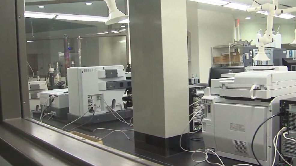 New Forensic Lab Medical Examiner S Facility Opens In Roanoke County Wset
