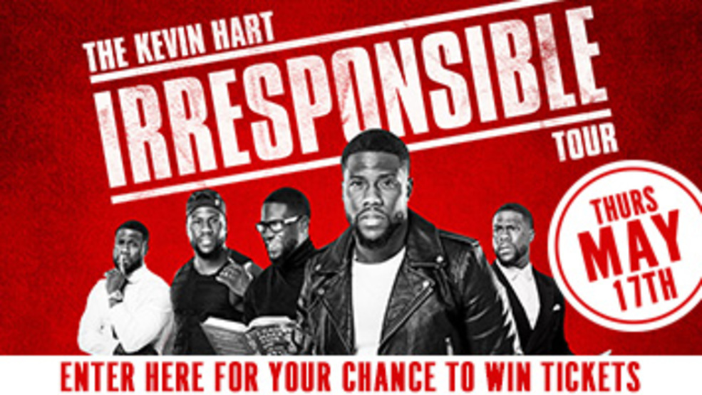 Kevin Hart Ticket Giveaway
