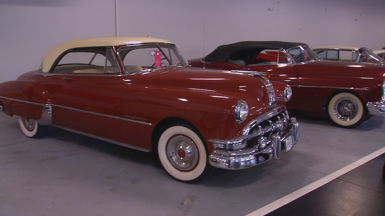 Famed classic car collection headed to auction after closing of ...