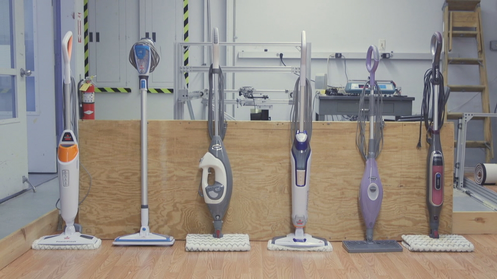 Which Steam Mops Do The Best Job On Your Floors Komo