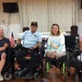 Local organization giving veterans and people with disabilities free wheelchairs