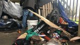 ODOT, police sweep up Salem's largest homeless camp: 'A significantly growing issue'