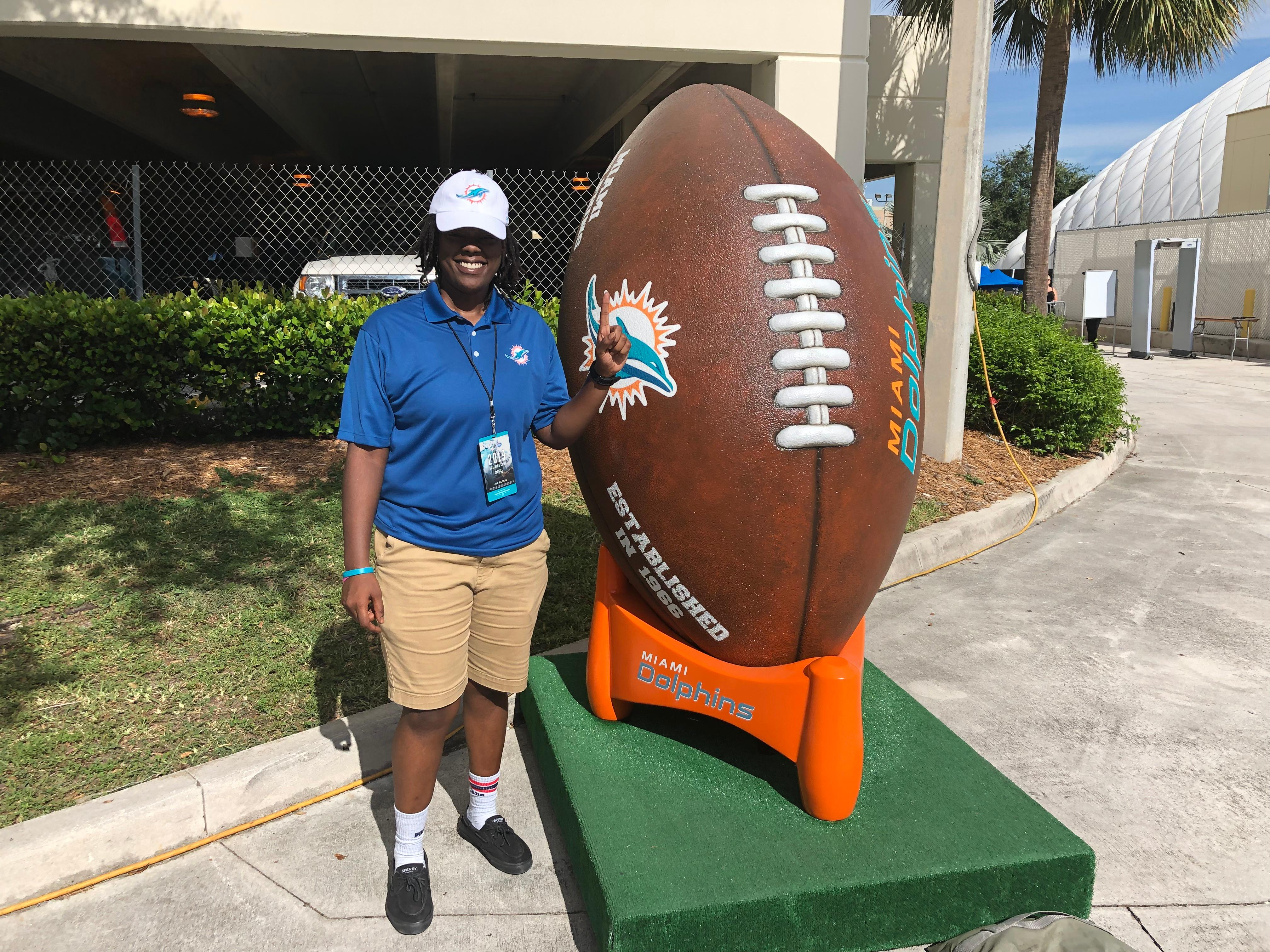 Miami Dolphins training camp begins. (WPEC)