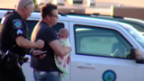 Father turns himself in with missing child after Amber Alert is issued