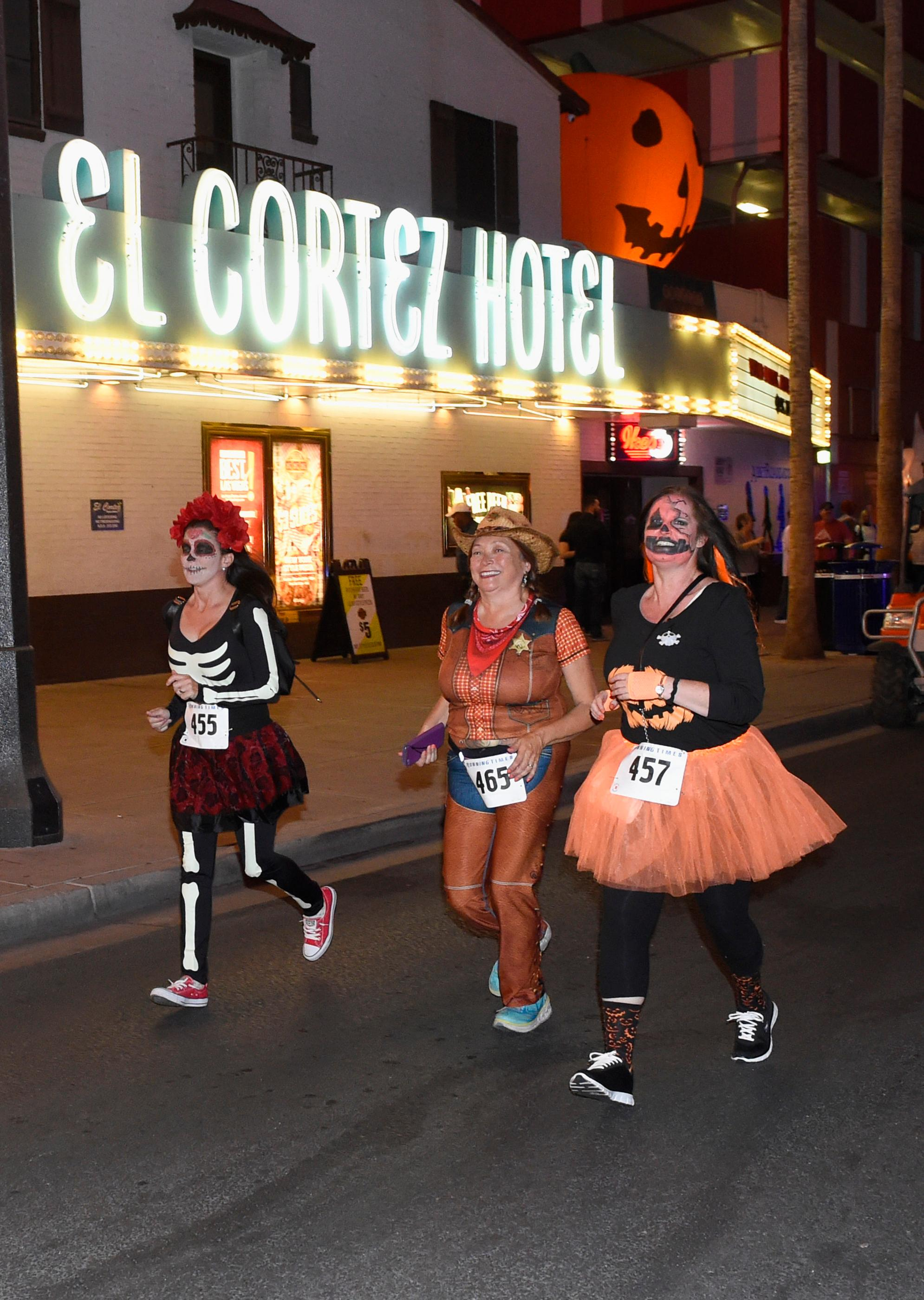 Sin City Halloween. Saturday, October 28, 2017. [Glenn Pinkerton/Las Vegas News Bureau]
