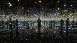 The Hirshhorn's new exhibit 'Infinity Mirrors' is totally trippy