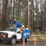 Sunday's icy storm continues to leave thousands without power throughout state