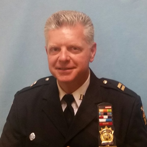 Captain Daniel P. DeWolf has served with the Troy Police Department since 1995. Previously, Captain DeWolf was Deputy Sheriff with Rensselaer County. (PHOTO: Troy Police)<p><br></p>