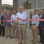 Ribbon cutting marks end of construction at Valley Park