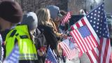 People line the streets to honor Westerville officers killed in the line of duty