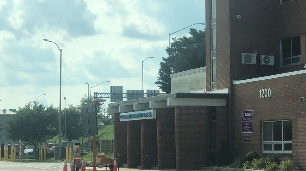 I-895 Harbor Tunnel administration building reopens, cash accepted at toll plaza again