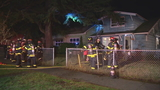 Fire damages two homes in West Seattle