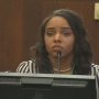 Fiancee of Aaron Hernandez testifies in his double-murder trial