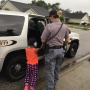 Horry County officer surprises 911 caller with special delivery