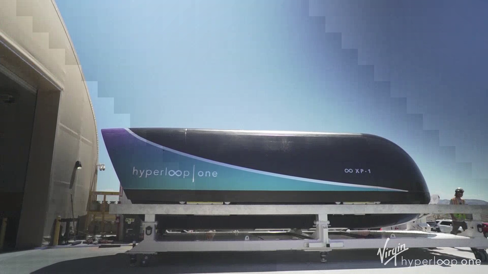 New hyperloop train could take you from San Antonio to other