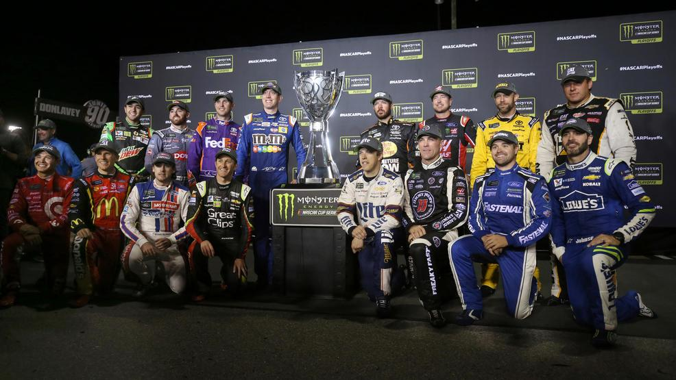 Nascar Set To Kick Off Playoff Opener At Chicagoland Wluk