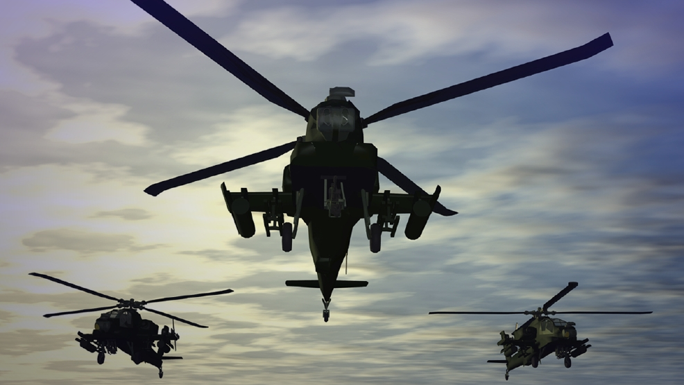 Открытки с днём вертолётчика 23