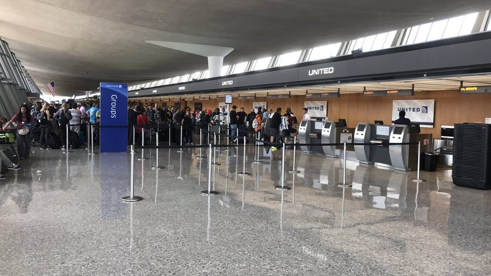 United Airlines diverts four international flights to ...