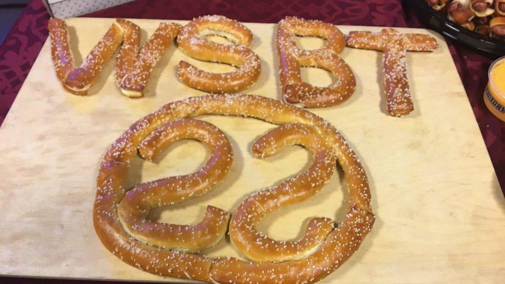 get a free pretzel this month wsbt
