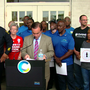 "Reducing gun violence: Mayor Cranley joins ""Mayors Against Illegal Guns"""