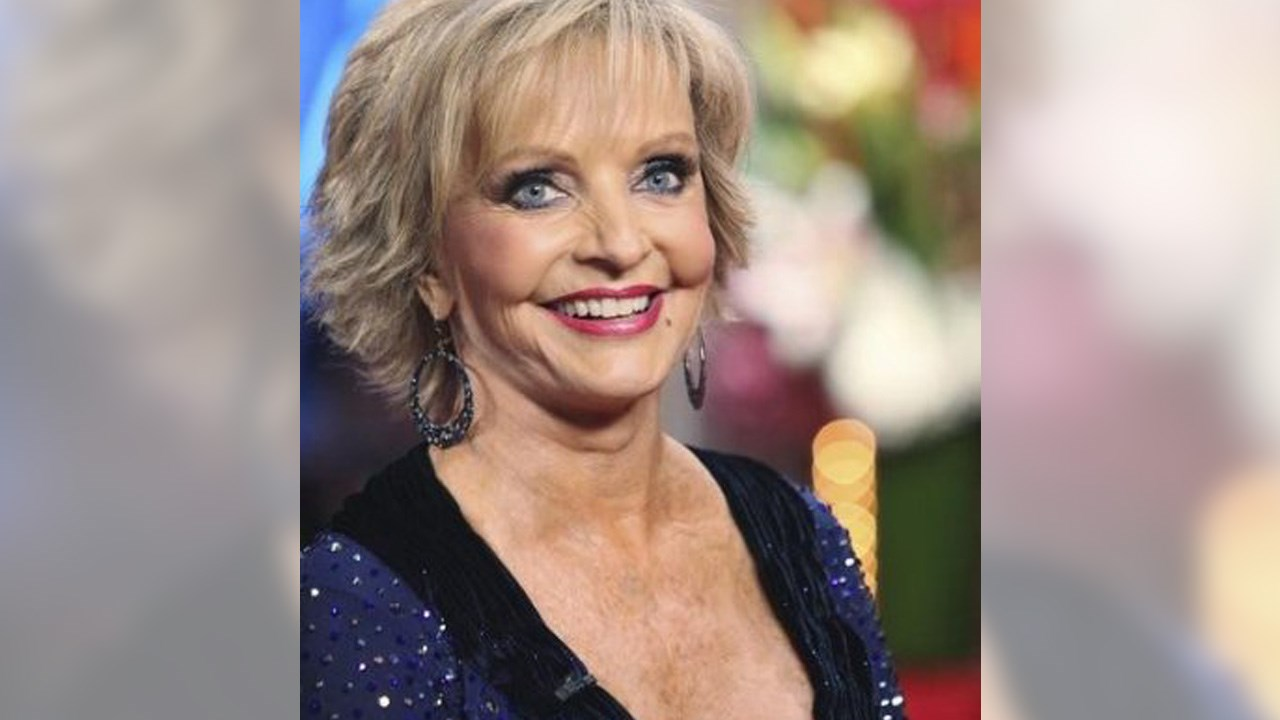 Florence Agnes Henderson is an American actress and singer of stage film and television. In her six decades of show business she is best known for her starring role as matriarch Carol Brady on the ABC sitcom The Brady Bunch. Birthday 2/14 1934, Photo Date: 2010 (Cropped Photo: Adam Larkey / American Broadcasting Companies)