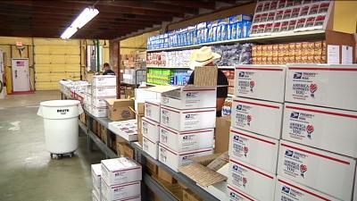 <p>One Rio Grande Valley organization works seven days a week to send them a little piece of home.</p>